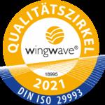 Wingwave Siegel Qualitätszirkel